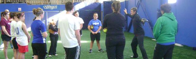 Slo/Fast Pitch Skills Training